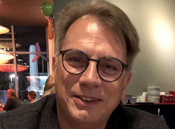 Jo Slenders. Geschäftsführer von ID Slenders.